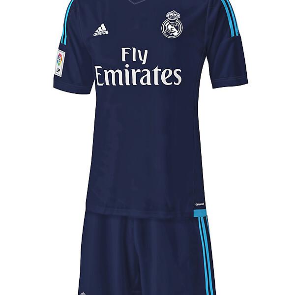 Real Madrid - Third 15/16