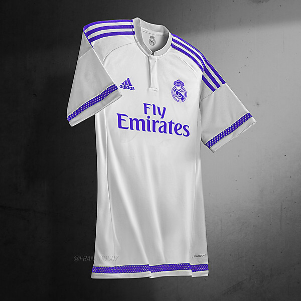 Real Madrid - Home