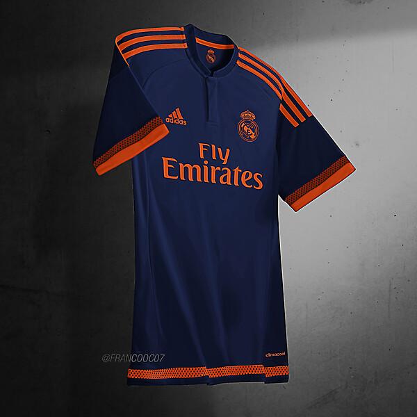 Real Madrid - Third