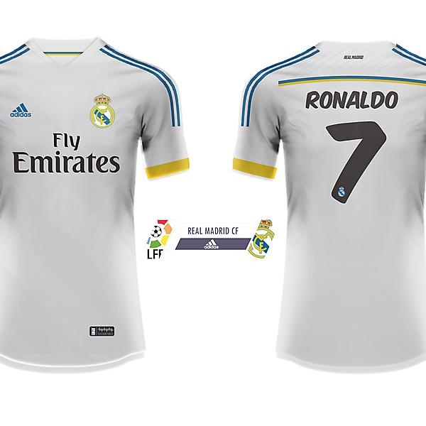 Real Madrid 14-15 Fantasy