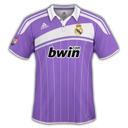 Real Madrird 2010/11 Away Shirt