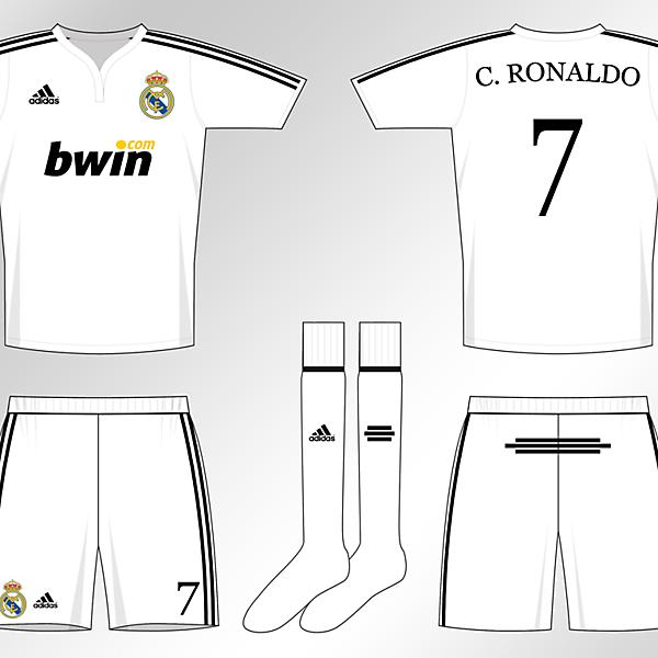 Real Madrid home fantasy
