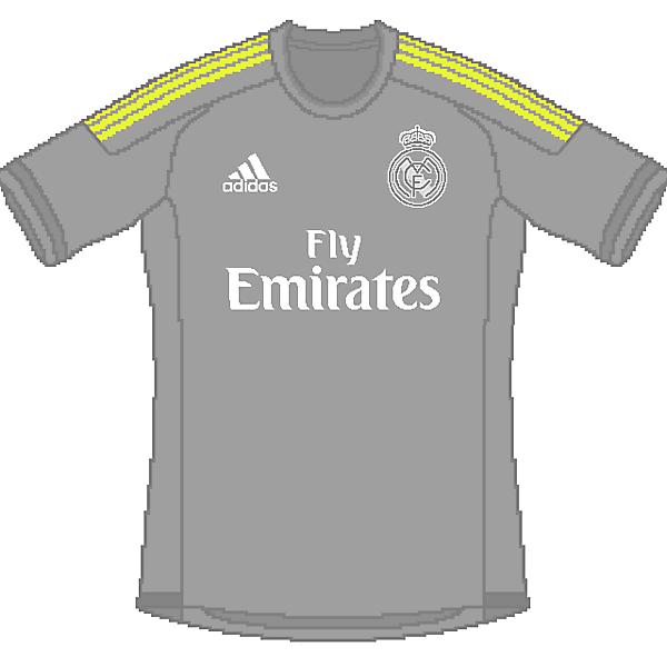 Real Madrid 2015/16 Adidas Kits