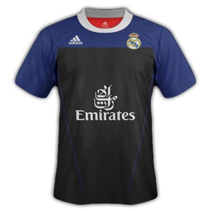 Real Madrid 2015 Away Kit