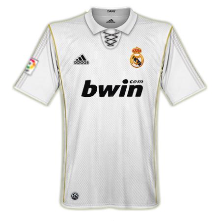 Real Madrid Adidas 38.1