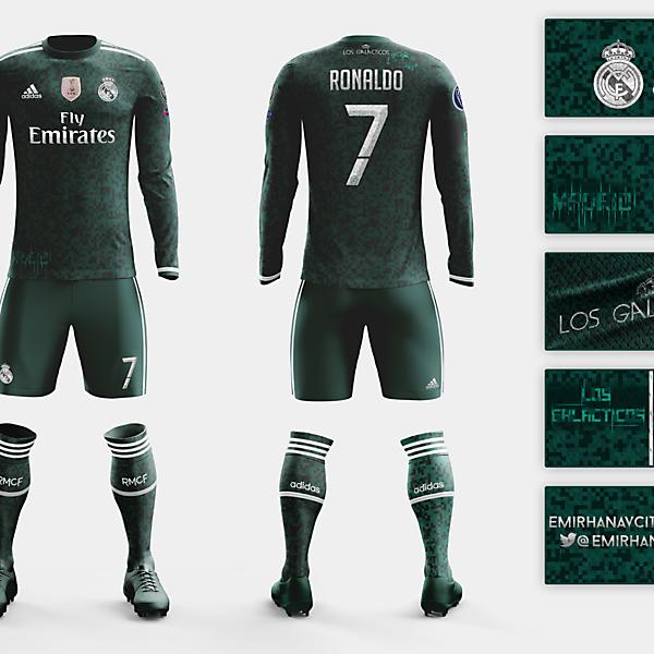 Real Madrid 3rd Kit