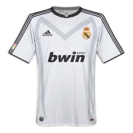 Real Madrid Adidas 12