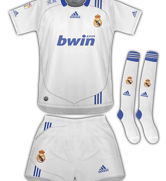 Real Madrid Adidas 13.1