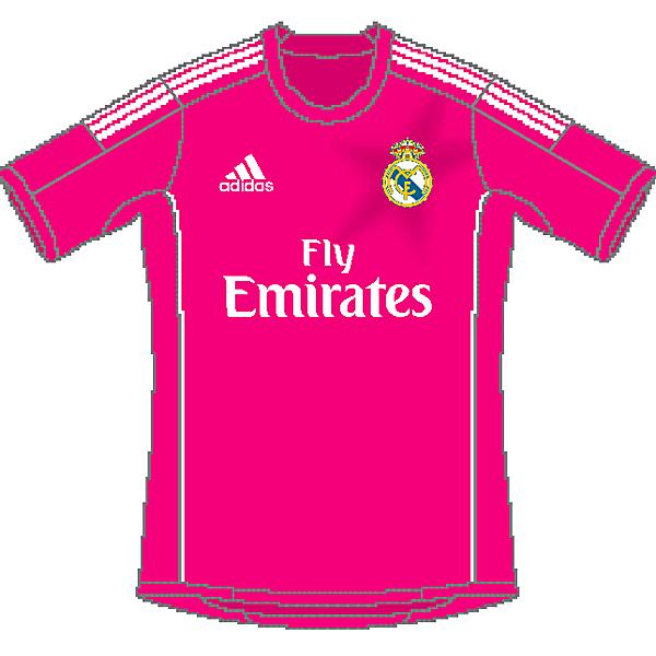Real Madrid Adidas 2014/15 Kits