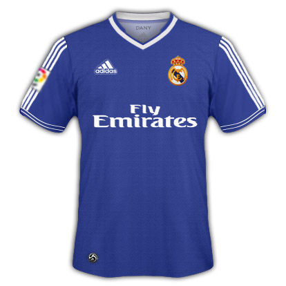 Real Madrid Adidas 41.3