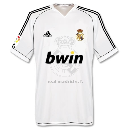 Real Madrid shirt by Bruno \