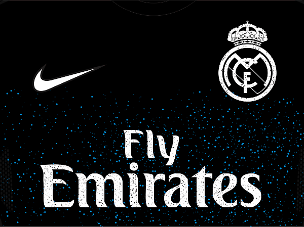 Real Madrid by Nike?