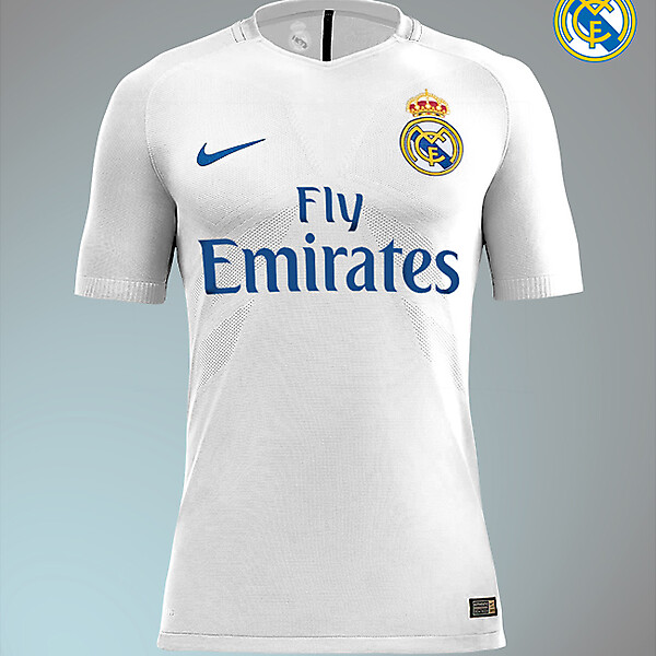 Real Madrid by Nike