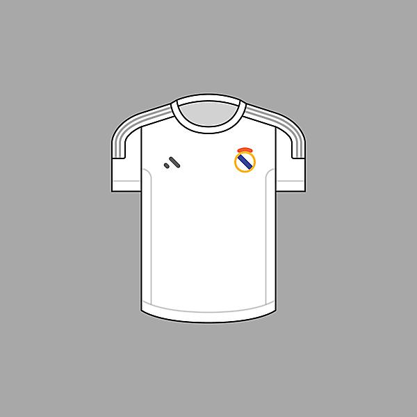Real Madrid CF - Home / Minimalist