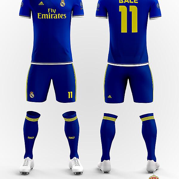 Real Madrid CF Away Kit