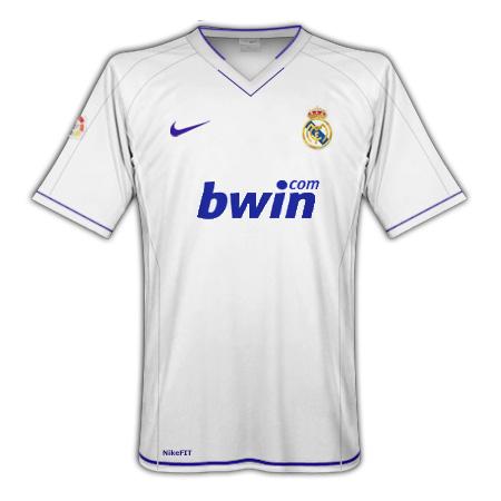 Real Madrid Nike 1.1