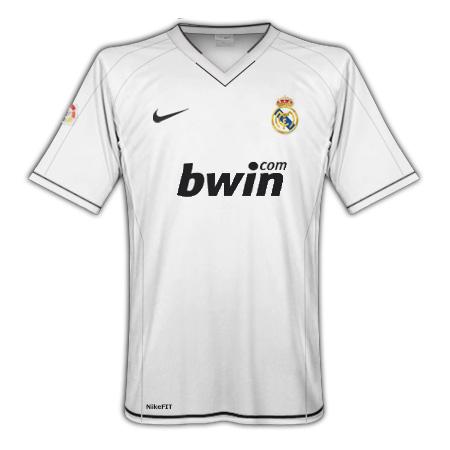 Real Madrid Nike 1