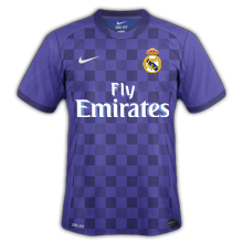 Real Madrid Nike Away Concept