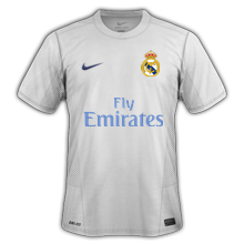 Real Madrid Nike Home Concept