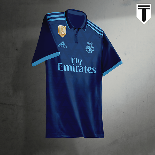Real Madrid Third Concept Kit