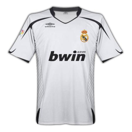Real Madrid Umbro 1