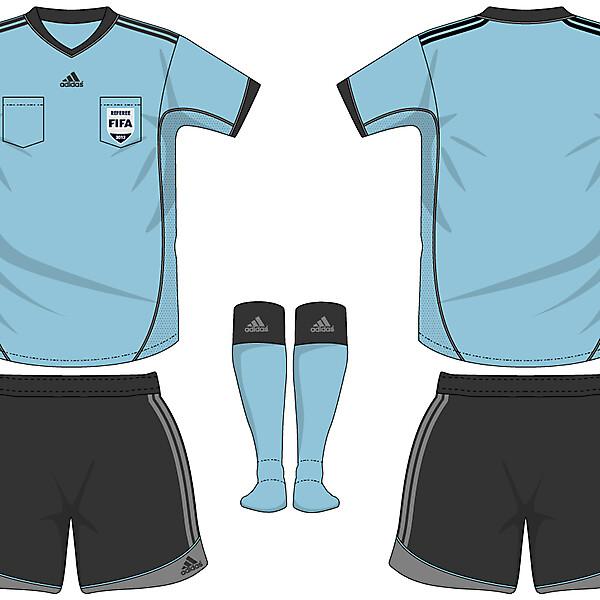 Adidas Fifa Referee Kit