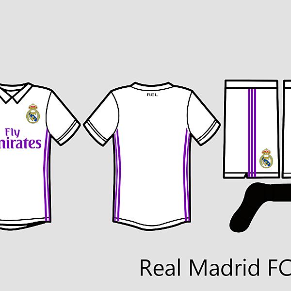 Rel Madrid Kit 2016