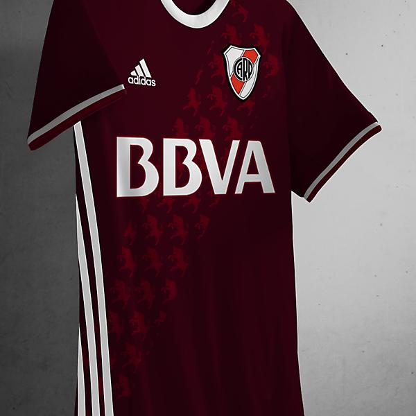 River Plate 2016/17 Third Kit