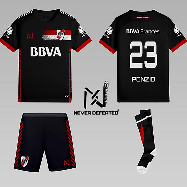 River Plate Away Kit