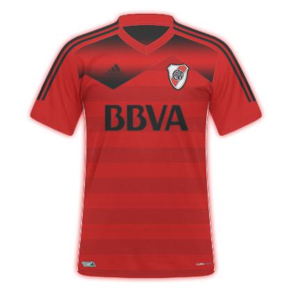 River Plate Home Fantasy Kit