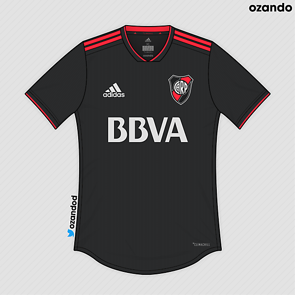 River Plate x Adidas | 3rd