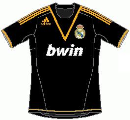 Real Madrid Adidas 2013/14 Away