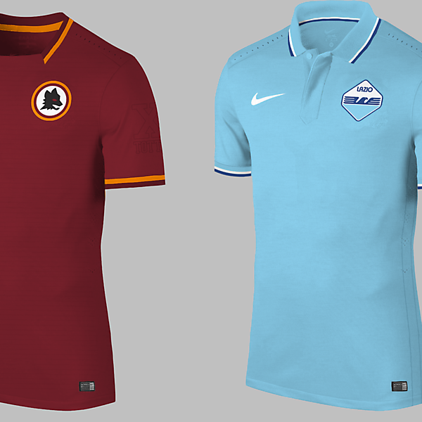 Roma , Lazio / With Nike