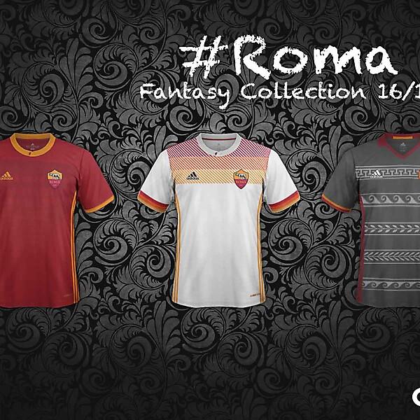 Roma Adidas Concept