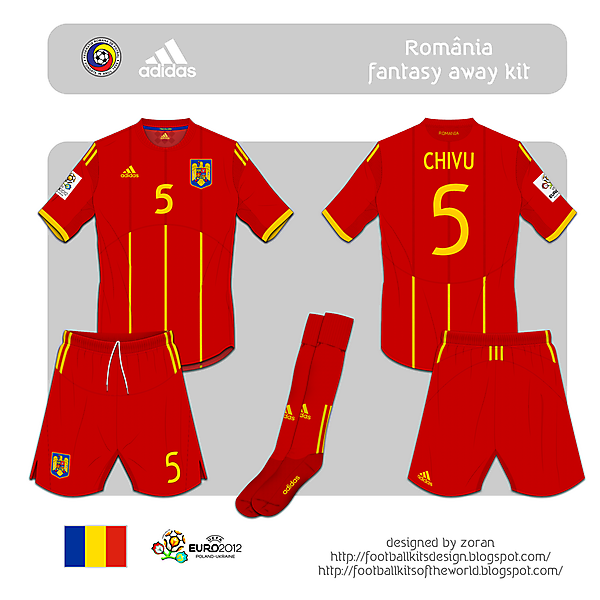 Romania fantasy away