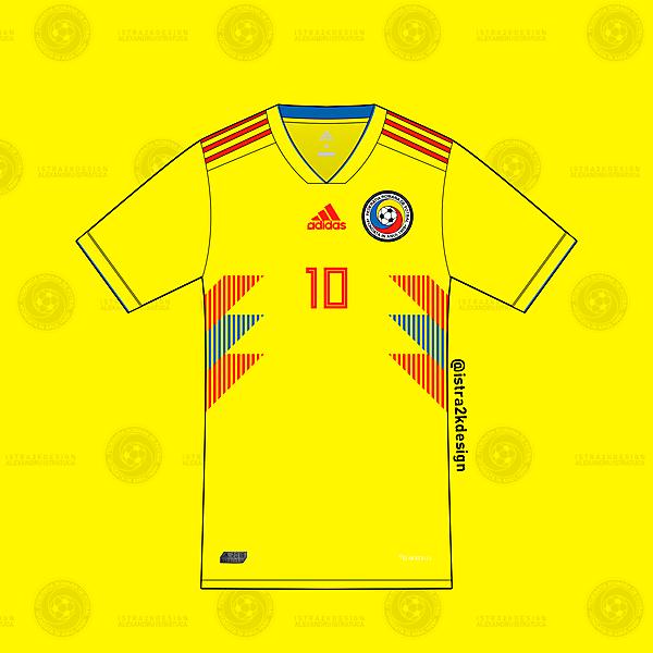 Romania x Adidas - 1994