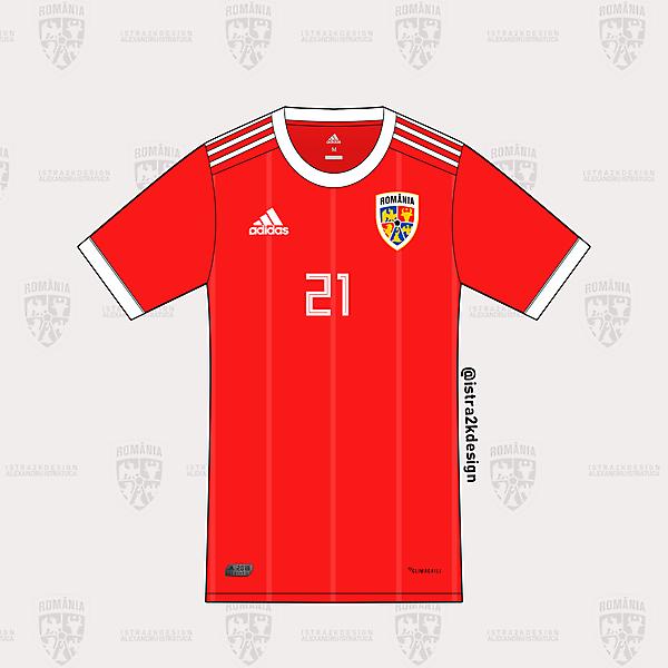 Romania x Adidas - Away