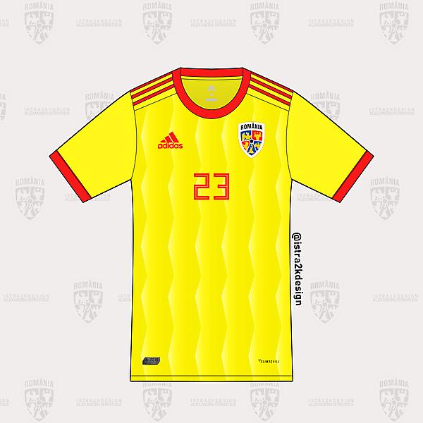 Romania x Adidas - Home