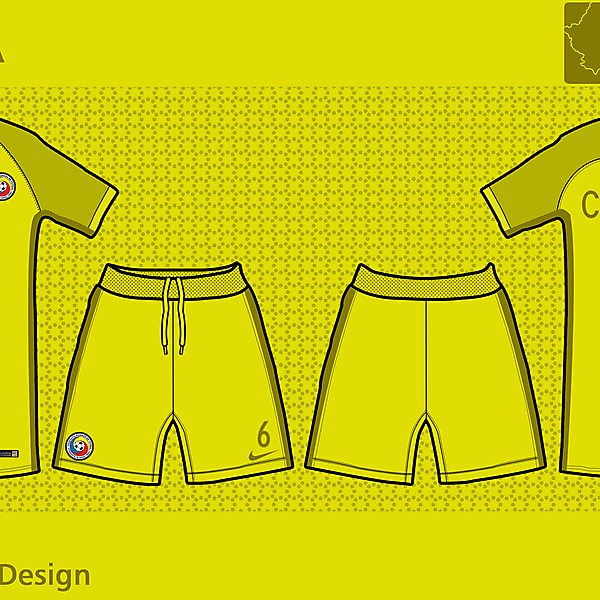 Romania x Nike - 1ST