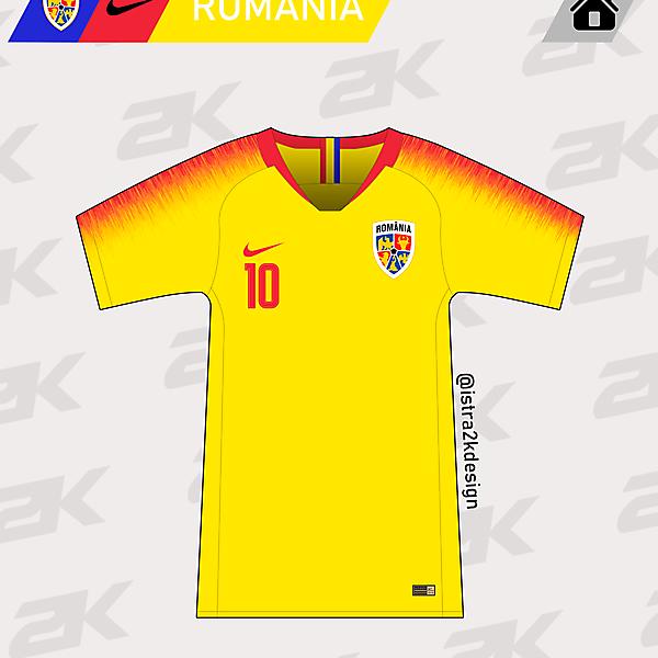 Romania x Nike - Home