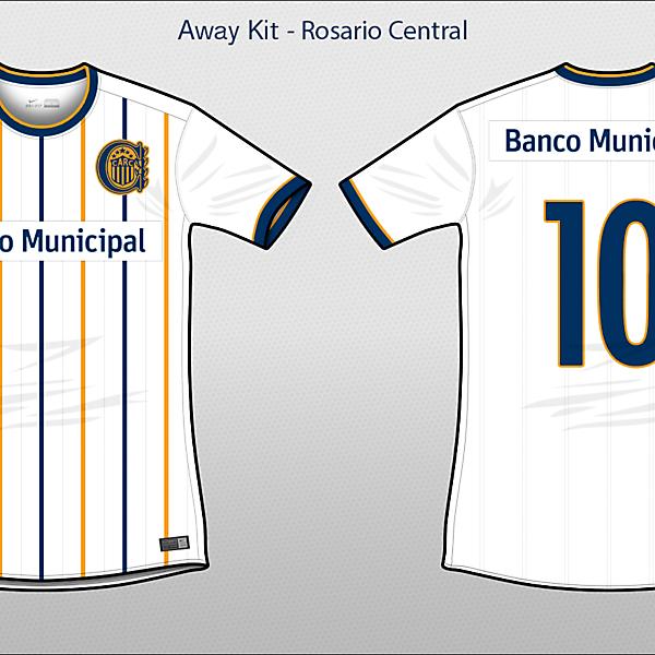 Rosario Central   Away