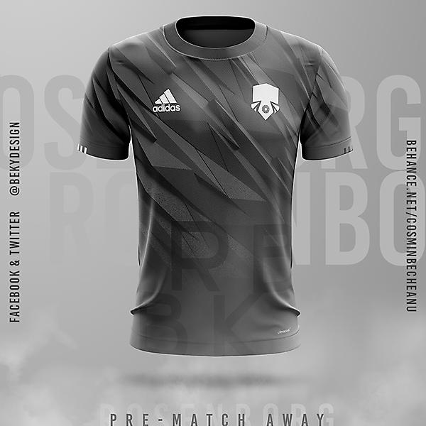 Rosenborg BK - PRE-MATCH Away Concept