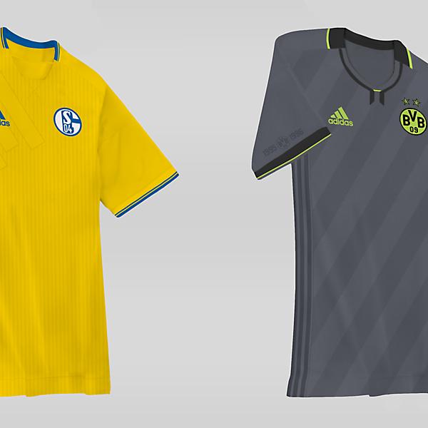Ruhr Derby / Adidas