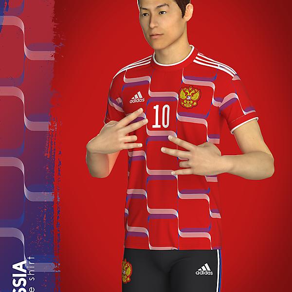 Russia X adidas - Home