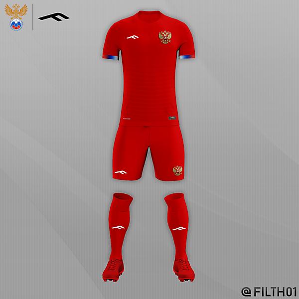 Russia x F Sports