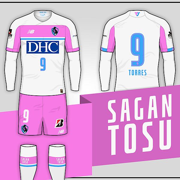 Sagan Tosu // Away Kit
