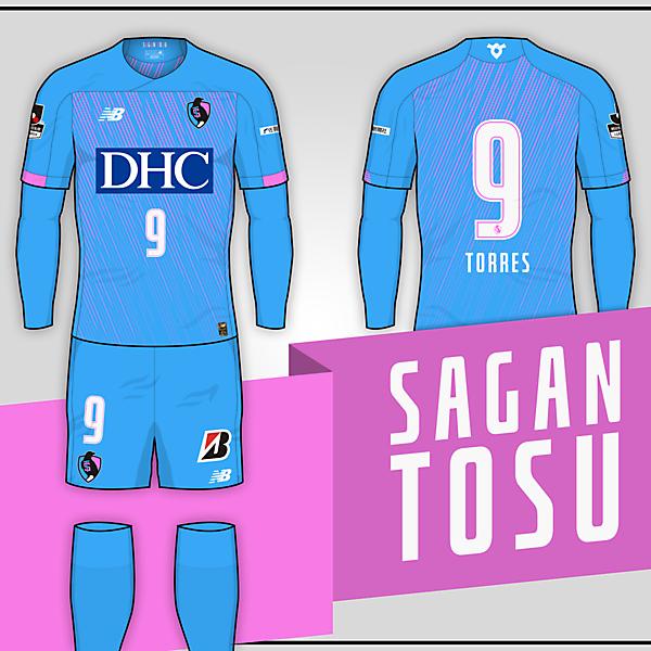 Sagan Tosu // Home Kit