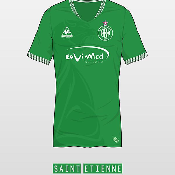 Saint-Etienne FC Home