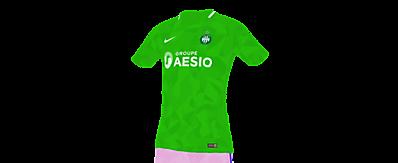 Saint-Étienne home kit