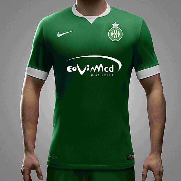 Saint-Étienne x Nike